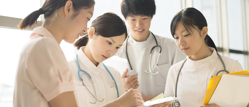 看護体制・組織図
