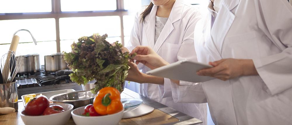 栄養調理課